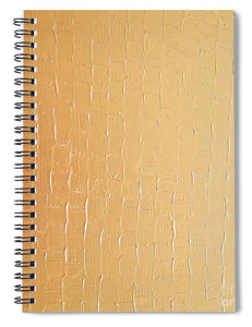 Dragons Egg- Gold - Spiral Notebook