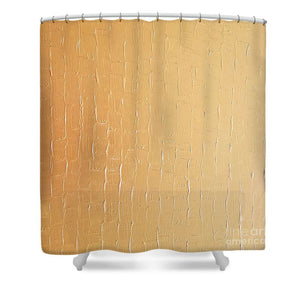 Shower Curtain - Dragons Egg- Gold