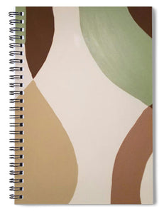 Flow - Spiral Notebook