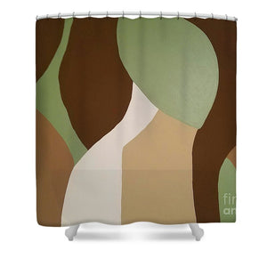 Shower Curtain - Flow II