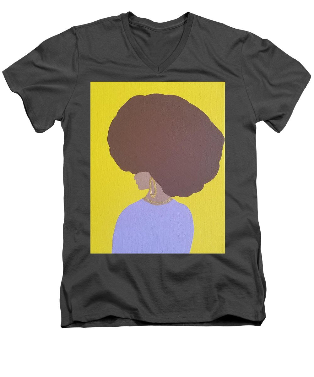 Gina - Men's V-Neck T-Shirt