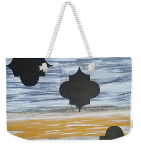 Weekender Tote Bag - Golden Splendor