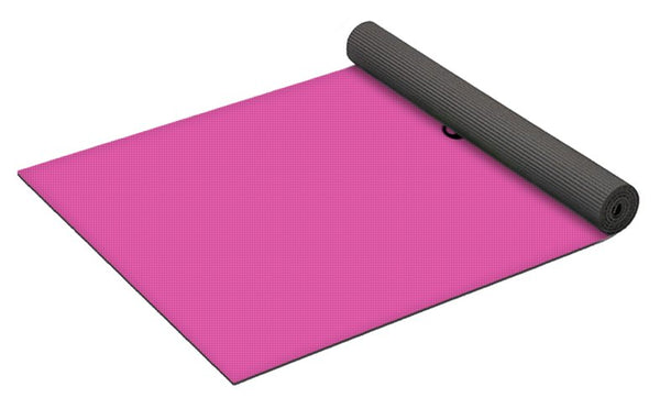 Good Vibes Only- Pink - Yoga Mat