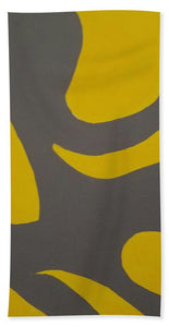 Grey Area - Beach Towel