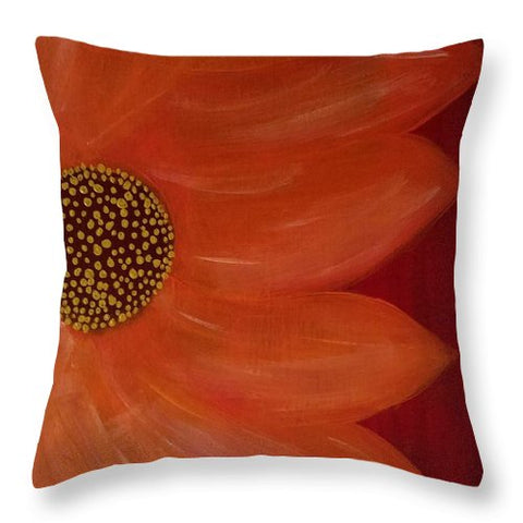 Flower - Throw Pillow