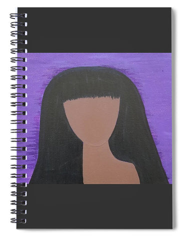Kimberly - Spiral Notebook