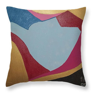 Throw Pillow - Kiss
