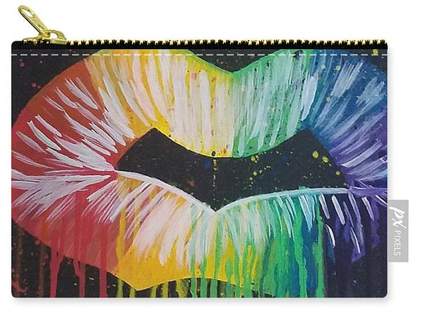 Kiss Me - Carry-All Pouch