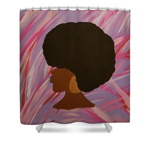 Leela - Shower Curtain