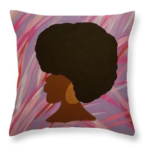 Leela - Throw Pillow