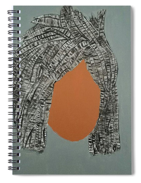 Loc Love - Spiral Notebook