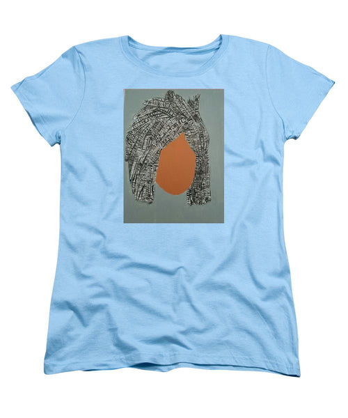 Loc Love - Women's T-Shirt (Standard Cut)