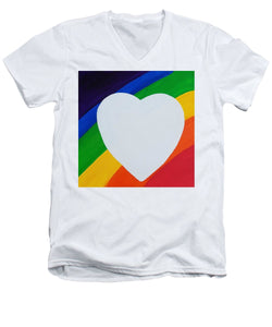 Love - Men's V-Neck T-Shirt