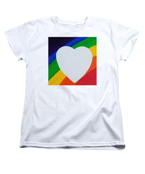 Love - Women's T-Shirt (Standard Cut)