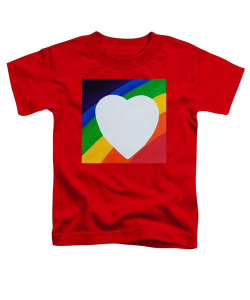 Love - Toddler T-Shirt