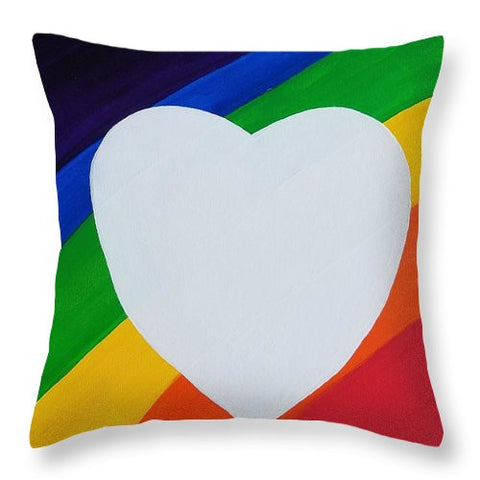 Love - Throw Pillow