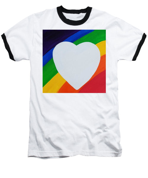 Love - Baseball T-Shirt