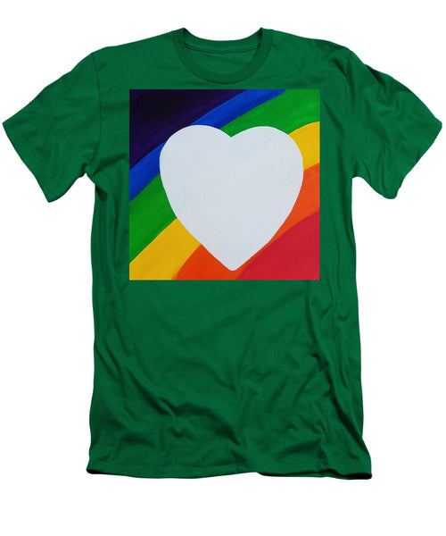 Love - Men's T-Shirt (Slim Fit)