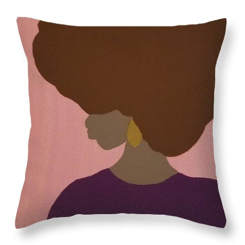 Lovely - Throw Pillow