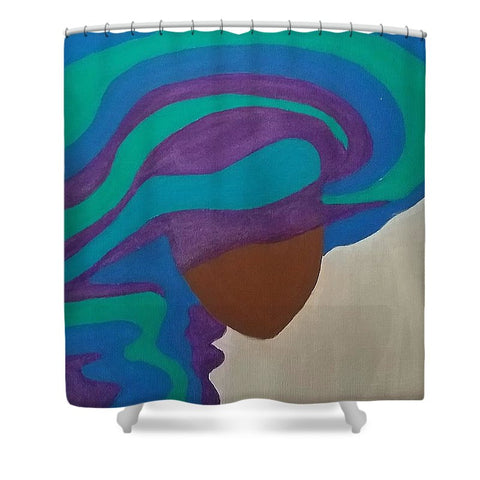 Mane Attraction - Shower Curtain