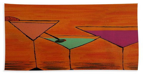 Martini - Beach Towel
