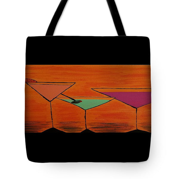 Martini - Tote Bag