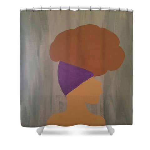 Miss Thing - Shower Curtain