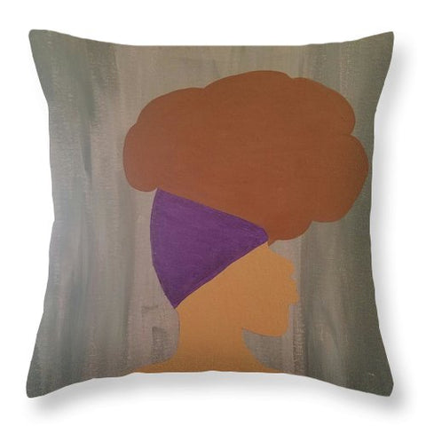 Miss Thing - Throw Pillow