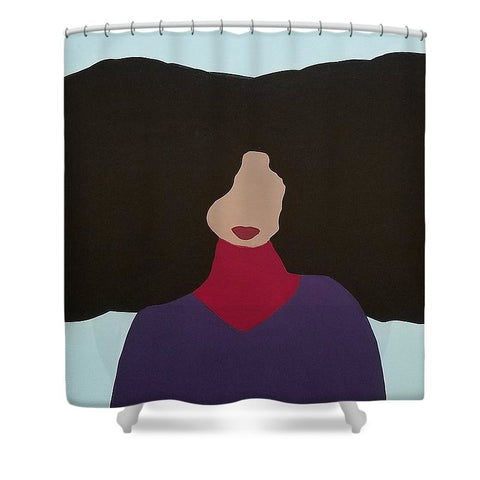 Natasha - Shower Curtain