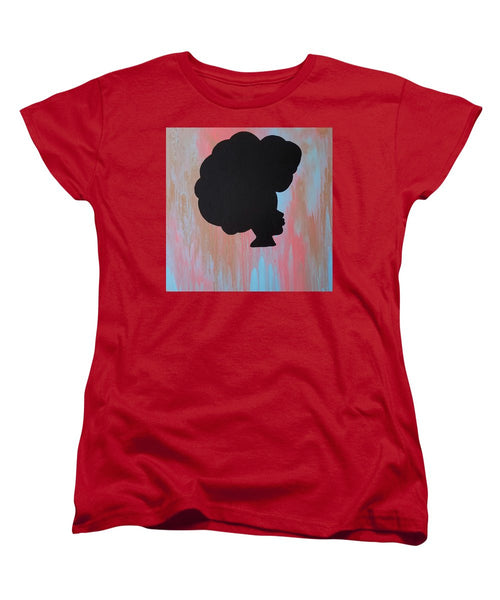 Natural Beauty - Women's T-Shirt (Standard Cut)
