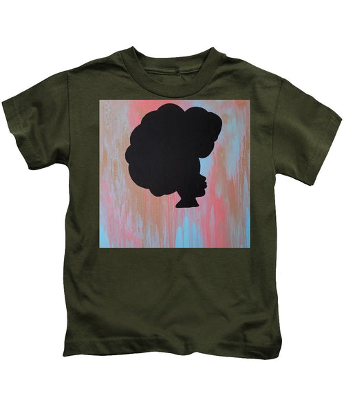 Natural Beauty - Kids T-Shirt