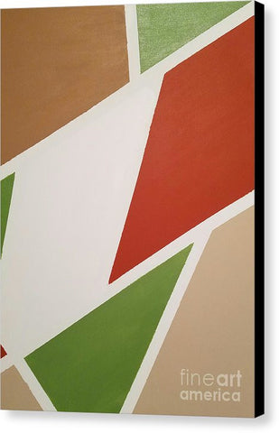 Canvas Print - Neutral Zone