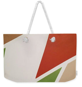 Weekender Tote Bag - Neutral Zone