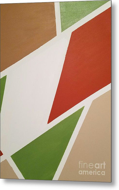 Metal Print - Neutral Zone