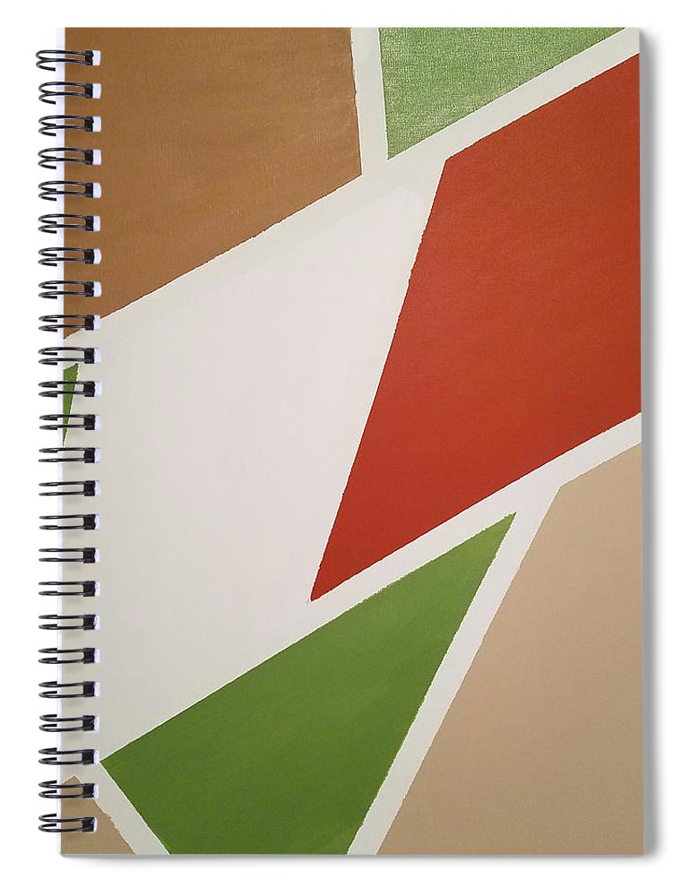 Neutral Zone - Spiral Notebook