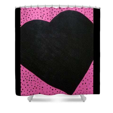 Piece Of My Love - Shower Curtain