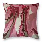 Throw Pillow - Pink Passion