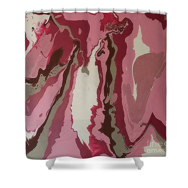 Shower Curtain - Pink Passion