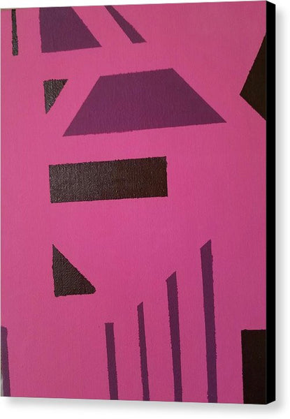 Canvas Print - Pink Tribe