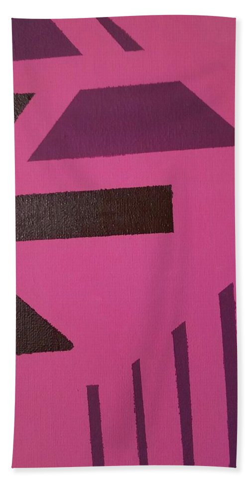 Pink Tribe - Beach Towel