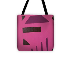 Tote Bag - Pink Tribe