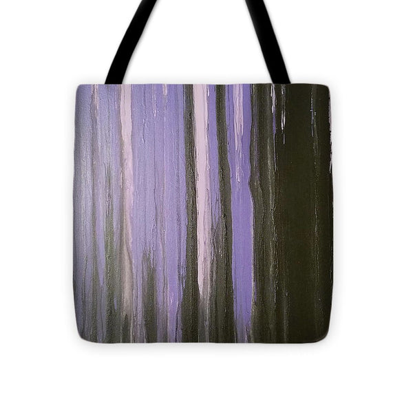 Tote Bag - Purple Horizon