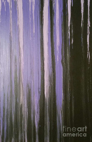 Art Print - Purple Horizon
