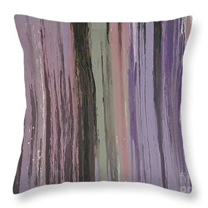 Throw Pillow - Purple Rain