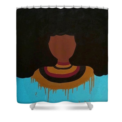 Queen - Shower Curtain