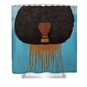 Queen's Dream - Shower Curtain