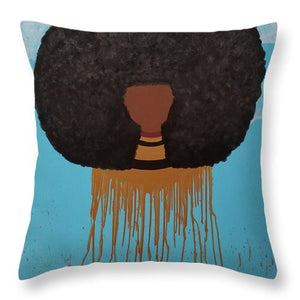 Queen's Dream - Throw Pillow