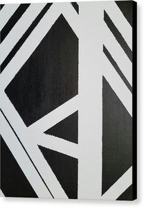 Canvas Print - Read Between The Lines