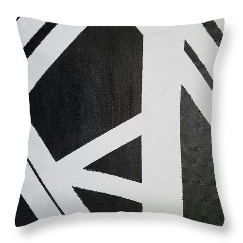 Throw Pillow - Read Between The Lines