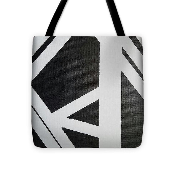 Tote Bag - Read Between The Lines